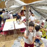 音更大谷幼稚園の『あそぶ』